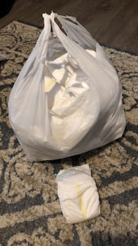 52 newborn size diapers Chicago, 60632