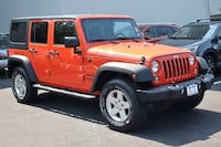 Jeep - Wrangler - 2015 Falls Church