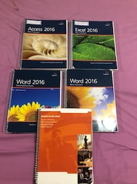 Office administration first year books