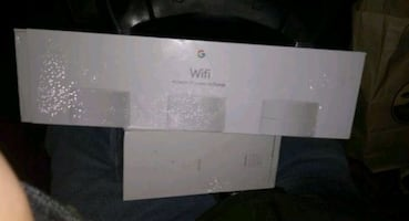 Home wifi system by google