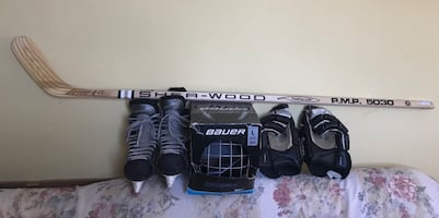 Hockey Gear!!