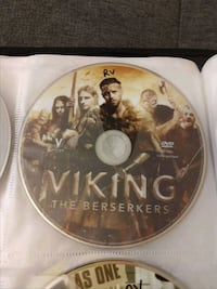 Viking The Berserker DVD  Charleston, 29407
