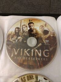 Viking The Berserker DVD
