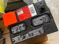 Ford Battery BXT 96 R 590 Milton