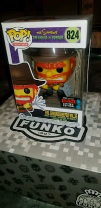 Grounds keeper Willie NYCC exclusive funko pop (FIRM PRICE) Toronto, M1L 2T3