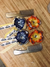 All new chargers and Texas Longhorns hair accessor Las Vegas, 89108