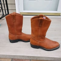 Mens leather boots  Fayetteville, 13066