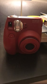 Brand new Fuji film instant camera with film San Francisco, 94114