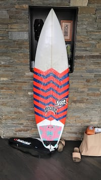 "Surfboard. Lost. 5""11 great condition Newport Beach, 92663"