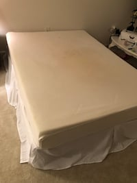 TempurPedic - Full / Double Tempur-Pedic Tempur Pedic Mattress & Base Fairfax, 22030