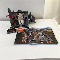Lego The Hobbit Dol Guldur Ambush #79011 Markham