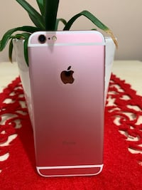 I phone 6s 16 GB rose gold Nilüfer, 16130