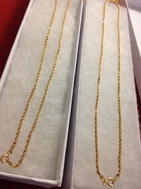 Two 10k rope chains Halifax, B3P 1L8