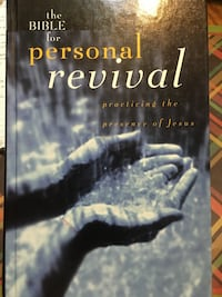 The Bible for Personal Revival Niskayuna, 12309