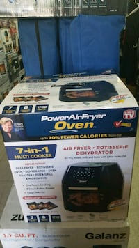 Power Air fryer Oven Maywood, 90270