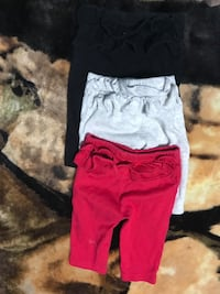 women's red and black pants Waco, 76707