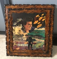 Conway Twitty Clock & Collectors Book  Pickens, 29671