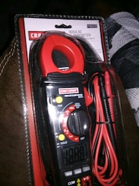 black and red Craftsman pressure washer Frederick, 21701