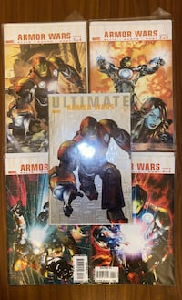 Marvel Ultimate Avengers Mega Collection