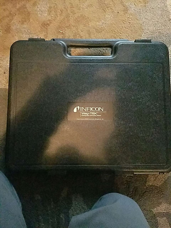 Used Inficon Way Tek Refrigerant Charging Scale For Sale In Roanoke