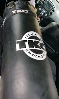 TKO Technical Knock Out Punching Bag