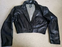 Lady shorts jacket Original Leather Laurel