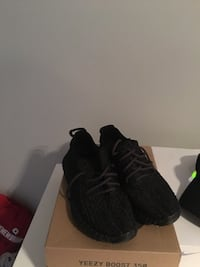 Pirate black yeezys 100% authentic Vancouver, V6J 2S1