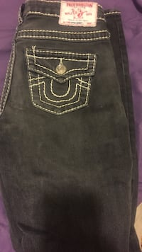 Black true religion denim bottoms Toronto, M3J 0E9