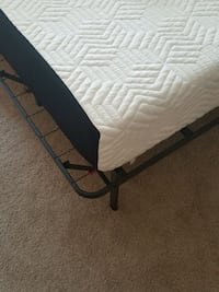 New mattress Q memo foam + bedspring Norfolk, 23509
