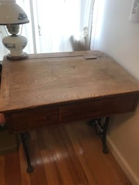 Schoolhouse desk