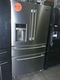 stainless steel french door refrigerator Baltimore