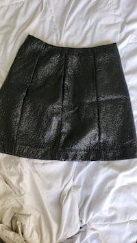 Size4 urban outfitters black mini skirt Fairfax, 22030