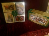 Unopened Christmas cards and to:/from: cards Long Beach, 90815