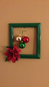Handmade christmas frame Cottonwood Heights, 84121