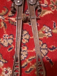 HKP 1929 vintage bolt cutters made in USA