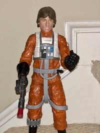 Luke Skywalker Fighter Pilot Action Figure Gaithersburg, 20878