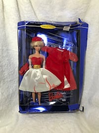 Barbie Silken Flame 1962 Fashion and Doll Reproduction (D-1