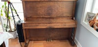 Piano in a pretty good shape almost 100 years old Ames, 50014