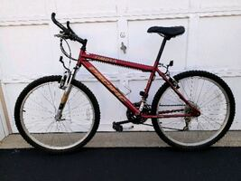 Pacific Timber Hardtail Mountain Bike