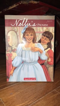 Nellie's promise book (american girl doll)  Los Angeles, 90046