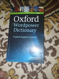 Oxford ingilizce türkçe sözlük english turkish dictionary wordpower Kâhta, 02400