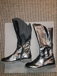 Gothic Style Boots Ann Arbor, 48104