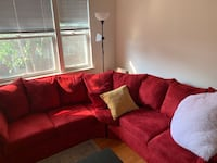 Sectional Couch Baltimore, 21212