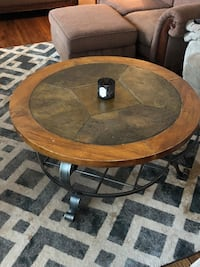 Stone/wooden coffee table Nashville, 37211