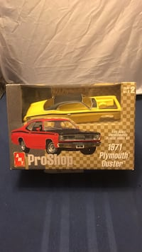 2002 AMT 1971 Plymouth Duster model Toronto, M3A 1S6