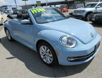 2015 Volkswagen Beetle Convertible Comfortline 1.8T 6sp at w/Tip Surrey