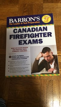Canadian fire fighter exams King, L7B 1G2