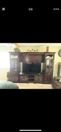 Entertainment center - TV stand