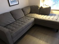 Sectional couch Surrey, V3Z 3Y3