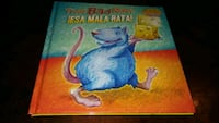 That Bad Rat! Esa Mala Rata! Book Edinburg